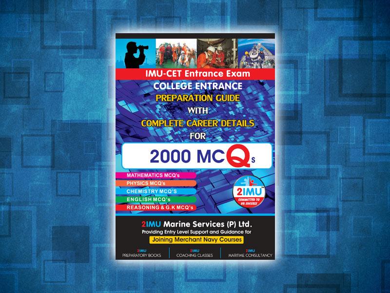 IMU-CET MCQ's 2000