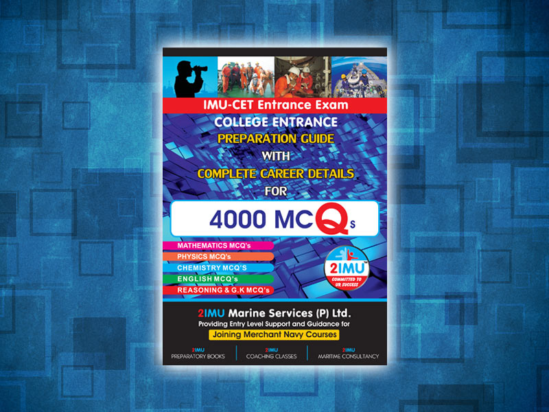 IMU-CET MCQ's 4000